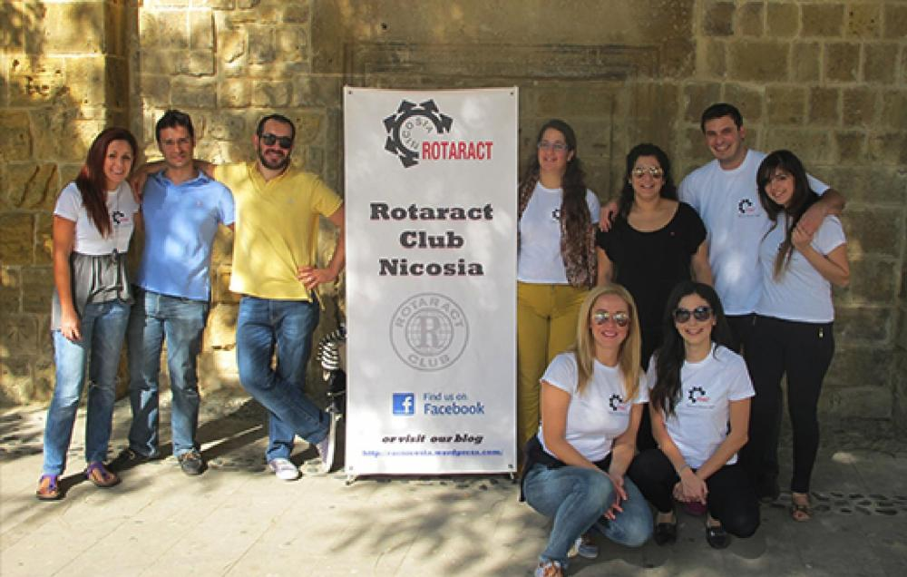 Rotaract Club of Nicosia (2/3)